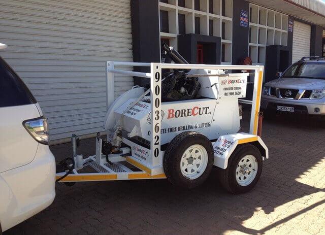 borecut concrete drilling